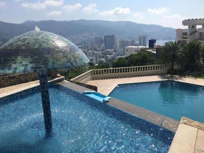 Acapulco Condominio Vacacional 3rec2baños Alberca Seguridad
