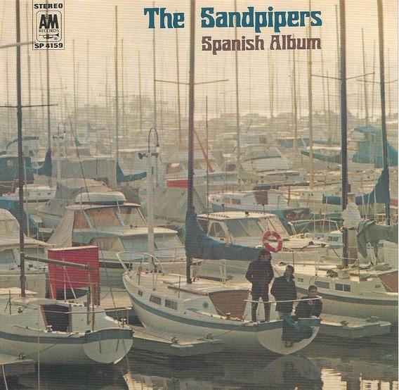 The Sandpipers - Spanish Album ( Cd - Remaster - Imp. Japão)