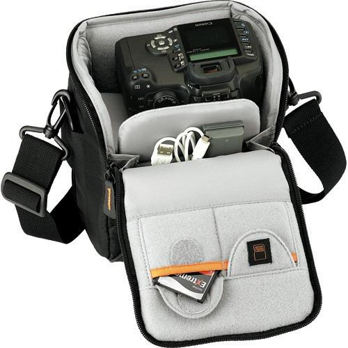 Bolsa Lowepro 120 Aw C/capa De Chuva P/ Cameras Nikon Canon