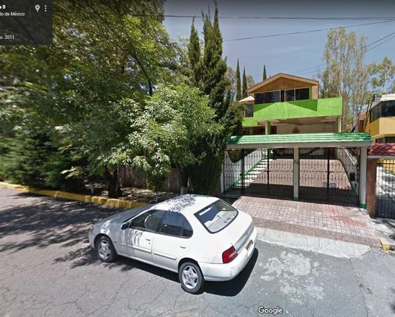 Casa En Venta En Bosques Del Lago De Remate Cuautitlan I