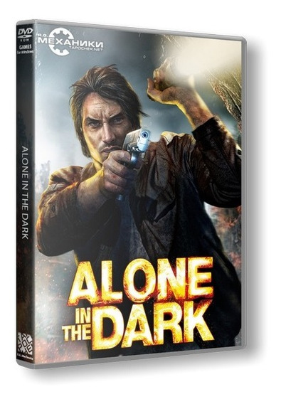 Alone In The Dark: Illumination - Dvd Pc - Frete 8 Reais