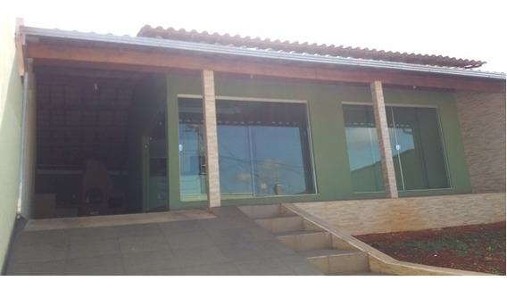 Casa Com 3 Quartos Para Comprar No Santo Antonio Em Nepomuceno/mg - Nep607