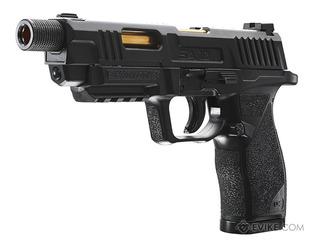 Pistola Umarex Sa10 De Co2 Full Metal Con Blowback