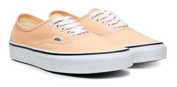 Zapatillas Vans De Mujer Authentic Bleache Apricot