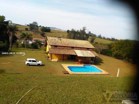 Chácara Para Venda Em Bragança Paulista, Curitibanos, 3 Dormitórios, 1 Suíte, 2 Banheiros, 2 Vagas - Pv 621_2-789133