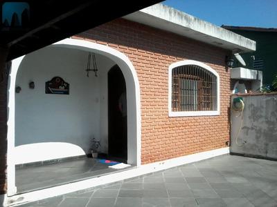 Casa A Venda No Bairro Vila Santa Rosa Em Guarujá - Sp. - 379-22167