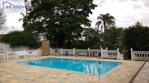 Chácara Com 4 Dorms - R$ 800 Mil, Cod: 354 - V354