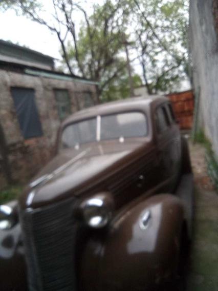 Chevrolet Año 1938 De Colección Impecable 4 Puertas