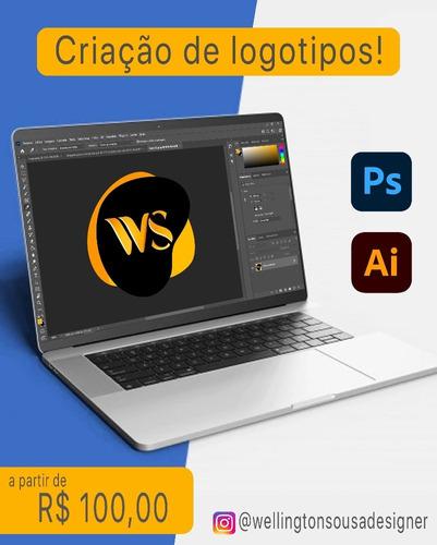 Imagem 1 de 4 de Criação E Atualização De Logotipos