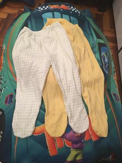 Pantalón Pasa Con Pie Para Bebé