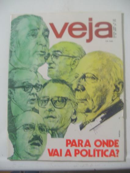 Revista Veja 397 Lima Duarte Mato Grosso Eneas Fagner 1976