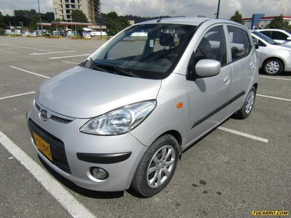 Hyundai I10 Gl Mt 1100cc Sa