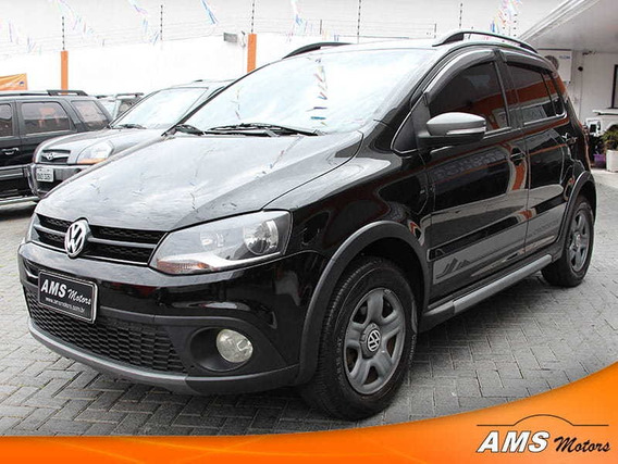 Volkswagen Crossfox G2 1.6 8v 4p 2012