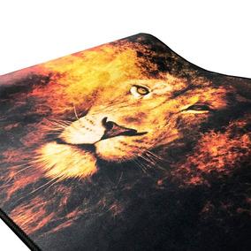 Mouse Pad Gamer Extra Grande Anti-derrapante Aslan Narnia