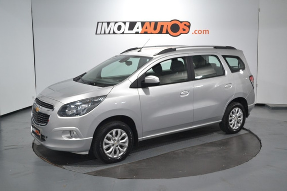 Chevrolet Spin 1.8 Ltz 7as M/t