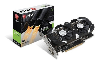 Tarjeta De Video Msi Nvidia Geforce® Gtx 1050 Ti 4gt Oc Dual