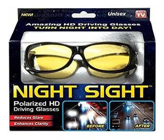 Ontel Night Sight Hd Gafas De Sol Polarizadas Con Visión Noc