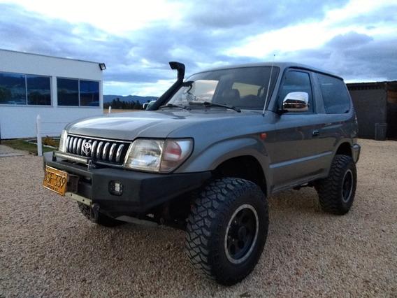 Toyota Prado Unlimited Mt 2.7l 3p 4x4 2006