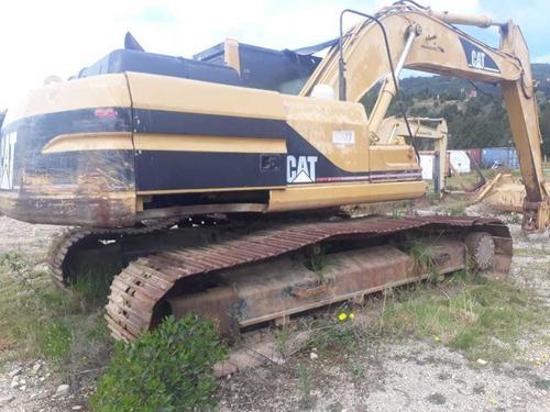 Excavadora Caterpillar Modelo 322bl Año 1996