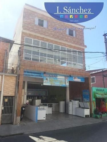 Imagem 1 de 5 de Sala Comercial Para Locação Em Itaquaquecetuba, Jardim Dos Ipês, 2 Banheiros - 190205b_1-1056790