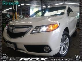 Acura Rdx 3.5 Mt 2015