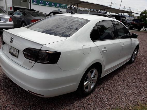 Vw Jetta Mk Vi Style Aut 2014 Blanco 5 Cil 2.5