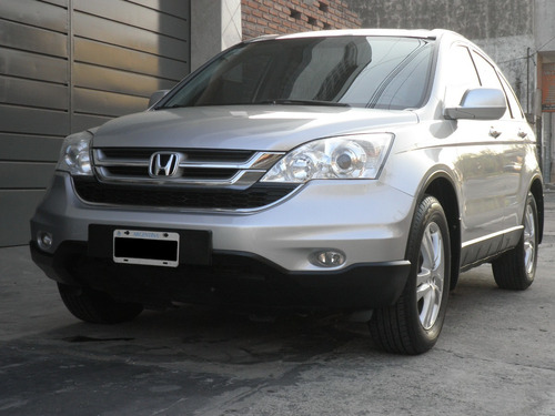 Honda Crv Exl 4wd At