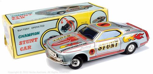 Mustang Stunt Car Raridade Colecionadores (brinquedo) Tps