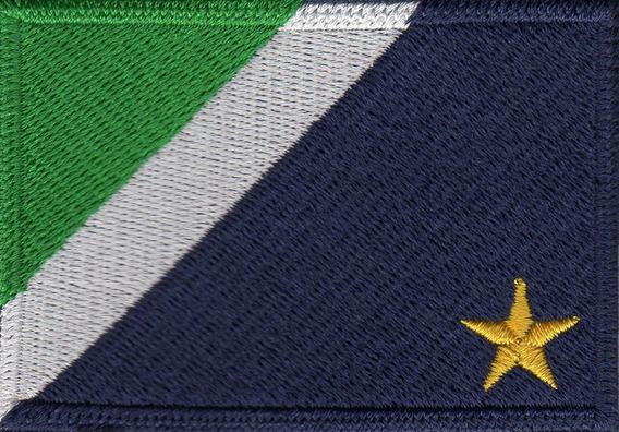 Patch Talysma P/ Camiseta Jaqueta - Bandeira Mato Grosso Sul