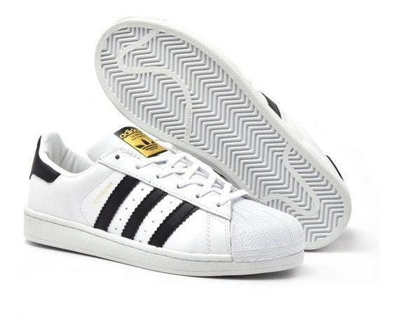 Tenis adidas Superstar Branco