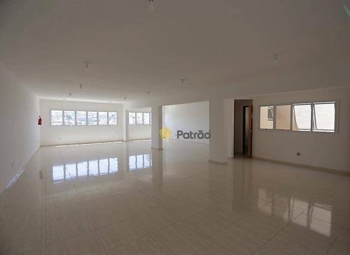 Imagem 1 de 20 de Prédio Para Alugar, 1052 M² Por R$ 17.000,00/mês - Vila Baeta Neves - São Bernardo Do Campo/sp - Pr0110