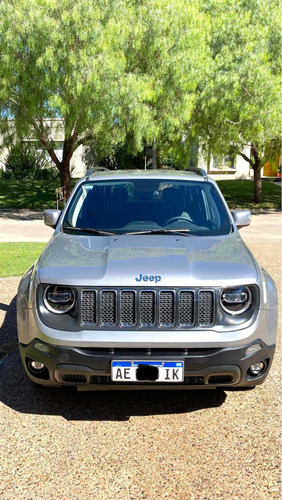 Jeep Renegade 2021 1.8 Longitude At6