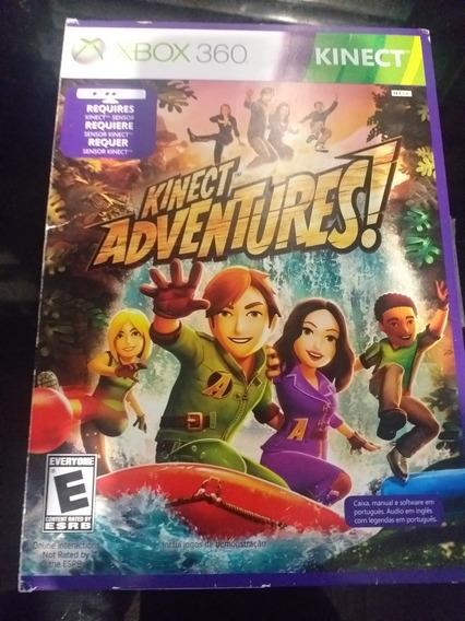 Kinect Adventures Xbox 360 Midia Física
