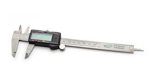 Calibre Digital Acero Inoxidable 150 Mm Visor Plast Wembley