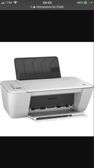 Excelente Impressora Hp, Colorida Wi-fi, Scanner
