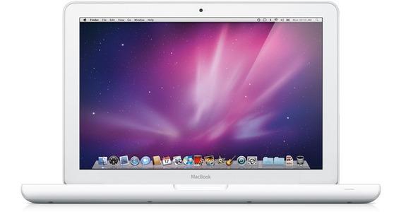 Macbook Unibody Blanca 6,1 Modelo A1342 Para Repuestos
