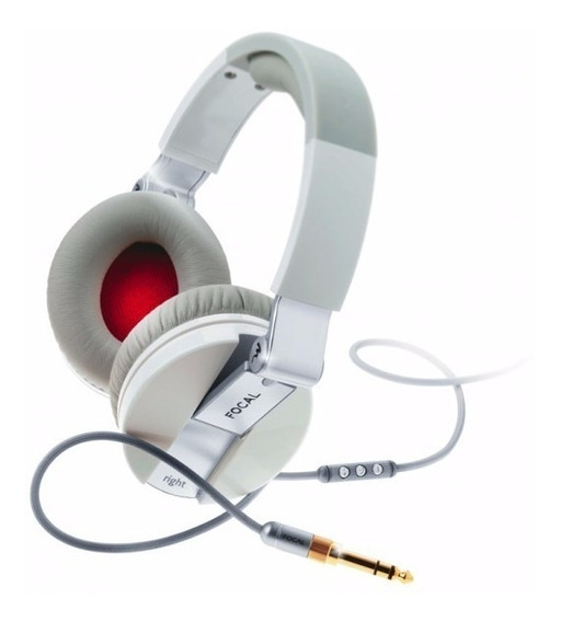 Fone Ouvido Focal Headphone Original Importado Beats Dj