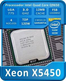 Xeon X5450 + E5440