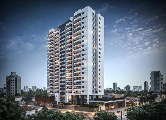 Apartamento Residencial Para Venda, Centro, Santo André - Ap6128. - Ap6128-inc