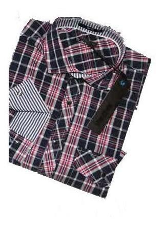 Camisa Mangas Largas Cuadros | Panther (14471)