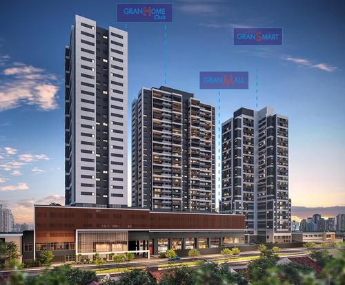 Imagem 1 de 29 de Apartamento Residencial Para Venda, Jardim Independência, São Paulo - Ap8877. - Ap8877-inc