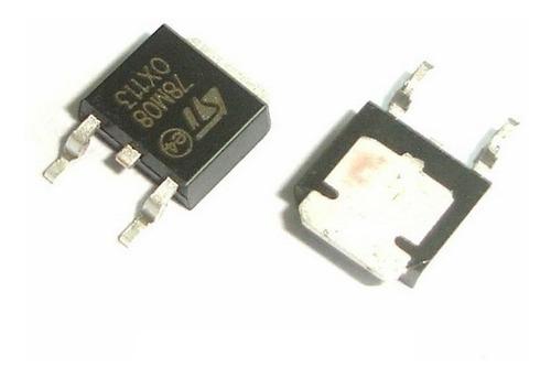 78m08 To-252 L78m08 Terminal Volatge Regulador