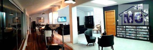 Imagem 1 de 23 de Casa À Venda, 946 M² Por R$ 2.200.000,00 - Glória - Macaé/rj - Ca0280