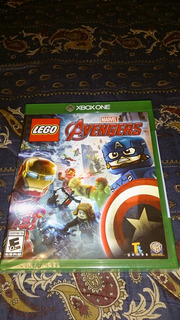 Lego Avengers Sellado Juego Xbox One