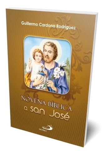 Novena Biblica A San José