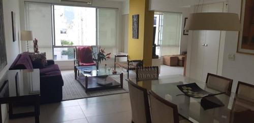 Apartamento Com 2 Dormitórios Para Alugar, 100 M² Por R$ 9.700,00/mês - Leblon - Rio De Janeiro/rj - Ap8502