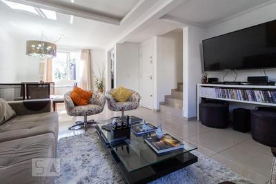 Casa Mobiliada Com 3 Dormitórios E 2 Garagens - Id: 892914671 - 214671