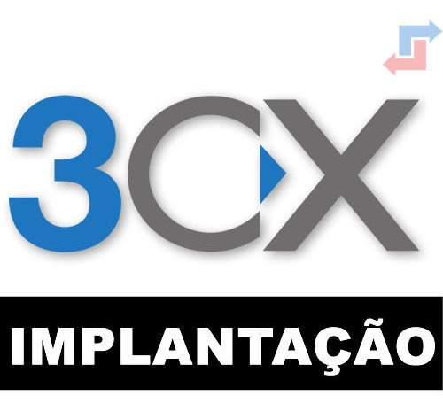Serviço Implantação Especializada 3cx + Licença Pro Ent Std