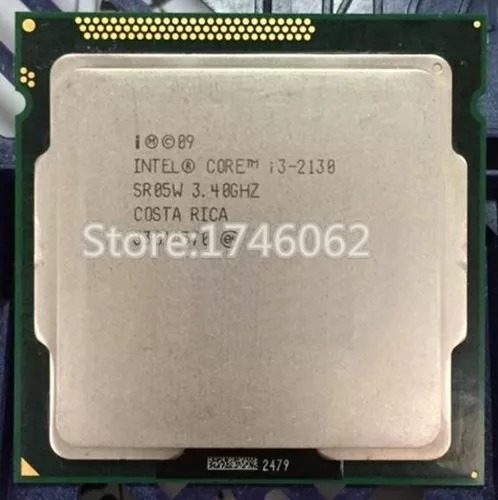 Processador Pc Desktop Intel Core I3-2130 Lga 1155 3.40ghz
