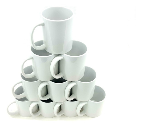 Mugs Pocillo Blanco Sublimación 11 Onzas  Aaa